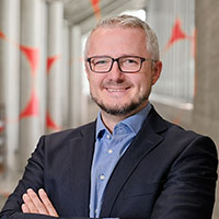 Prof. Dr. Damian Borth